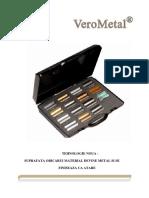 Brochure - VeroMetal- Ro