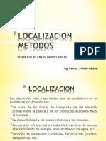 DPI 9 - Localización Métodos