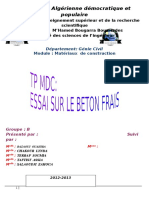 302226094 Essai Sur Beton Frais