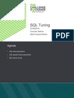 1009 - SQL Tuning