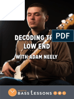 Decoding the Low End Workbook