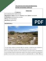 Inventario de Huamanguilla