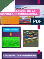 LA ORGANIZACION DE LA EMPRESA INTERNACIONAL.pptx