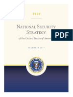 Trump's official national security strategy document