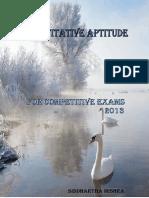 132819680 Quantitative Aptitude