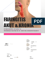 New Faringitis