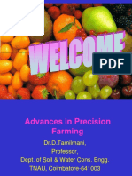 Lec 13 Recent advances in Precision Farming-WTC Training.ppt