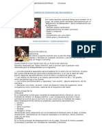 Fundamentos Del Basket