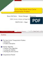 Actp Iori Route 2011 (Slides)