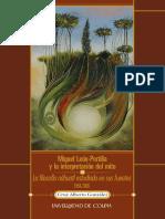 Miguel León Portilla y la interpretación del mito