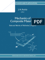 (Solid Mechanics and Its Applications 34) N. J. Pagano, J. C. Halpin (Auth.), J. N. Reddy (Eds.)-Mechanics of Composite Materials_ Selected Works of Nicholas J. Pagano-Springer Netherlands (1994)