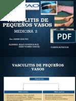 VASCULITIS DE PEQUEÑOS VASOS.ppt