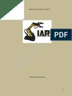 Proyecto Manual de Usuario carro seguidor de linea