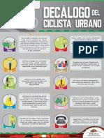 Decálogo Del Ciclista