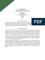 Prometheus Bound by Aeschylus.pdf