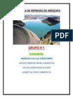 El Sistema de Represas en Arequipa