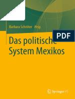 Barbara Schröter (eds.)-Das politische System Mexikos-VS Verlag für Sozialwissenschaften (2015)