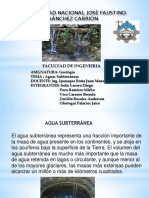 Universidad Nacional José Faustino Sánchez Carrión Aguas Subterraneas[1]