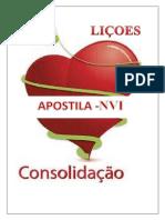 Apostila Consolidaçao e Liçoes