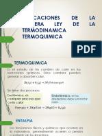 Aplicaciones de La Primera Ley de La Termodinamica Cap4