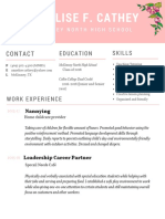 annelise catheys resume