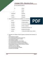 Tema 4 y 5 Biología 1º ESO