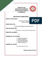 Informe Final Queso Andino[1]