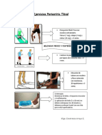 Ejercicios Periostitis Tibial