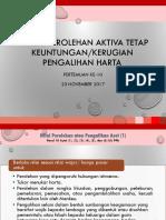 Pertemuan Ke-10-Harga Perolehan Aktiva Tetap