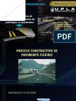 5 Proceso Constructivo de Pavimentos y Reparación de Patologías