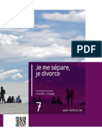 BROCHURE Je Me Separe Je Divorce