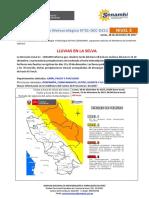 Aviso Meteorológico DZ11 - No 119-2017