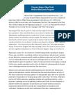 Progress Report New York Medical Marijuana Program