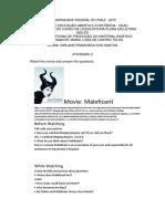 Atividade 2 Sem Respostas - Ofcina de Produção Do Material Didático - Agosto 2017 - Malu