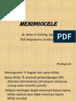 MENINGOCELE 2