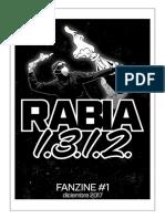 Rabia 1312 - Zine A.C.A.B