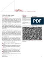 DSMTS-0080.6 Martensitic SS Powder
