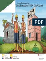 Guía rápida sobre construcción con mampostería confinada