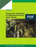 Prevencion de Riesgos en Mantencion de Areas Verdes