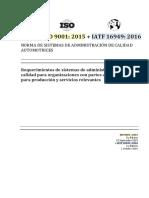 Pres Iatf16949 2016 Handout