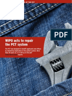 WIPO Acts to Repair the PCT System