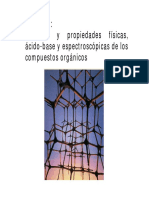Tema2.Naturaleza Y Formulación de los compuestos orgánicos