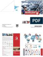 Guangzhou Beian Lock Technology Co.,Ltd. Catalogue