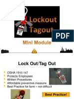 Lock Out Tag Out Mini Module PDF FINAL Jan 2014 2