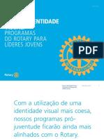 Guia de Identidade Visual Rotaract