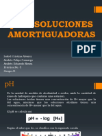 Ph y Soluciones Amortiguadoras