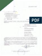 GIAMMANCO PROT 60346 21 APRILE SCRIVE AL DIPARTIMENTO AMBIENTE LIBERO DIRITTO DI CIAMPOLILLO ACCESSO ATTI (1)