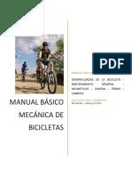 Manual Bicicletas - MecaniLAB