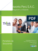 Brochure- Think Networks Peru 2017