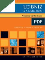 Leibniz e a Linguagem - Vivianne de Castilho Moreira